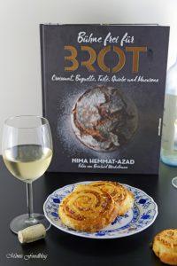 Parmesan Brot mit selbst gemachtem Blätterteig der Gourmetsnack von Nima Hemmat Azad 1