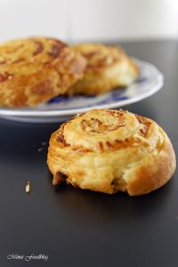 Parmesan Brot mit selbst gemachtem Blätterteig der Gourmetsnack von Nima Hemmat Azad 2