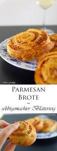 Parmesan Brot mit selbst gemachtem Blätterteig der Gourmetsnack von Nima Hemmat Azad 8