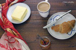 Selbst gemachte Croissants aus Vollkornmehl lasst uns gemütlich brunchen vollwertig und lecker 4