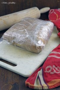 Selbst gemachte Croissants aus Vollkornmehl lasst uns gemütlich brunchen vollwertig und lecker 5