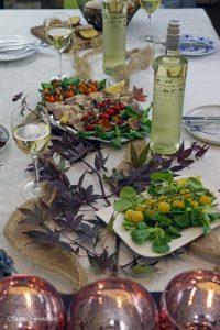 Vitello Tonnato mit Pilzen und Kürbisbrötchen Lecker in den Herbst mit BREE Wein 11