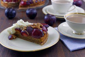 Vollkorn Pflaumen Kuchen als Dankeschön ein paar Gedanken zur Selbstständigkeit anlässlich des METRO Own Business Days 7