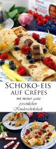 Anzeige Schokoladeneis auf Crêpes mit meiner ganz persönlichen Kinderschokolade 9