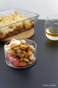 Apple Crumble mit Rum ein Soulfood Dessert mit feinstem Gekrümel 3