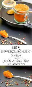 BBQ Gewürzmischung für Steak Pulled Pork oder Spare Ribs die ideale Dry Rub inklusive YouTube Video 7
