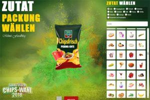 Pekingente mit Asia Gemüse eine kreative Chips Idee für die funny frisch Chips Wahl 2018 14