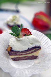 Low Carb Zebra Muffin besondere Idee für Gastronomen die kostenlose Website METRO 3