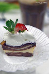 Low Carb Zebra Muffin besondere Idee für Gastronomen die kostenlose Website METRO 4