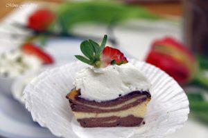 Low Carb Zebra Muffin besondere Idee für Gastronomen die kostenlose Website METRO 8