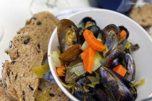 """Miesmuscheln in Weißweinsauce Muscheln darf man nur in Monaten mit """"R"""" essen – stimmt das 1"""