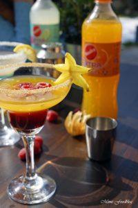Anzeige Alkoholfreie Maracuja und Limetten Cocktails der fruchtig frische Start in den Sommer mit Sinalco EXTRA 5