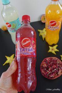 Anzeige Alkoholfreie Maracuja und Limetten Cocktails der fruchtig frische Start in den Sommer mit Sinalco EXTRA 9