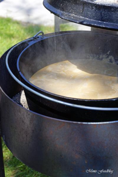 Kaeng phed nuer klassisches rotes Thai Curry aus dem Dutch Oven 5