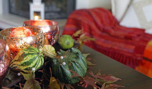 Ein gemütlicher Herbstabend Kaft tanken für den Herbst mit Erdnüssen von ültje 1