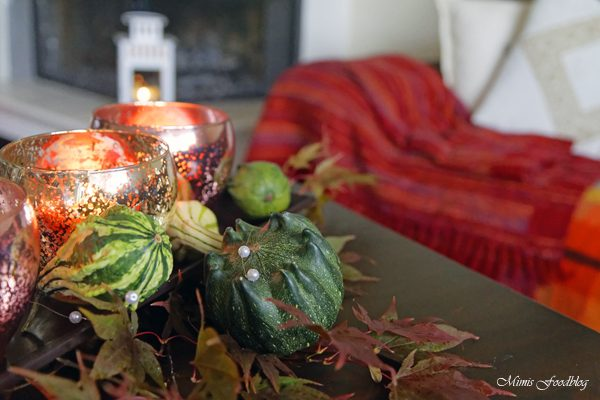 {Anzeige} Ein gemütlicher Herbstabend ~ Kraft tanken für den Herbst mit Erdnüssen von ültje