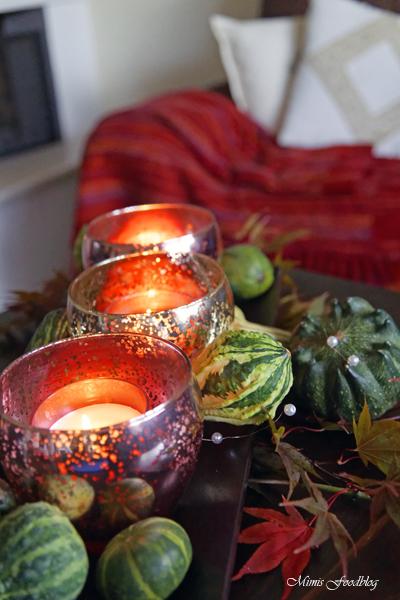 Ein gemütlicher Herbstabend Kaft tanken für den Herbst mit Erdnüssen von ültje 2