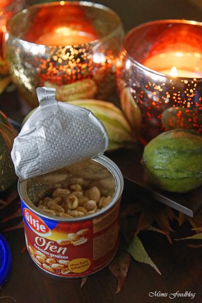 Ein gemütlicher Herbstabend Kaft tanken für den Herbst mit Erdnüssen von ültje 5