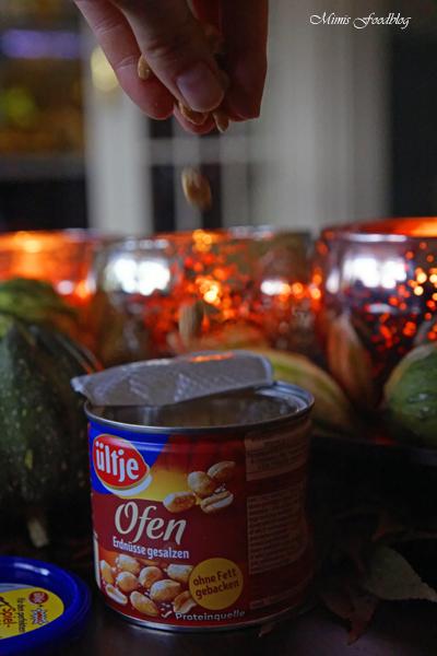 Ein gemütlicher Herbstabend Kaft tanken für den Herbst mit Erdnüssen von ültje 6