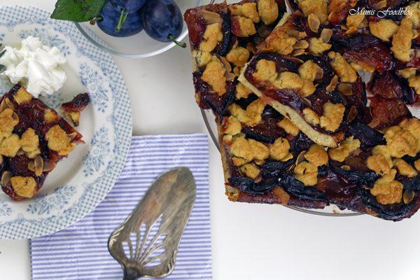 Zwetschgenkuchen ~ saftig, lecker und selbstgemacht