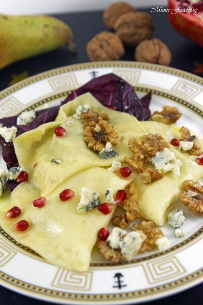 Selbstgemachte weihnachtliche Pasta Sasibella Adventskalender 5