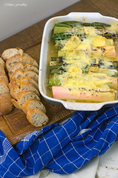 Poree aus dem Backofen Schnelle Berliner Küche für den Alltag1