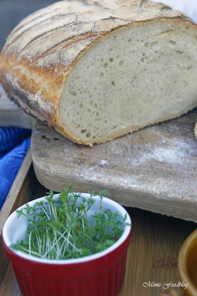 Genetztes Weissbrot wie backe ich einen Brotklassiker 9